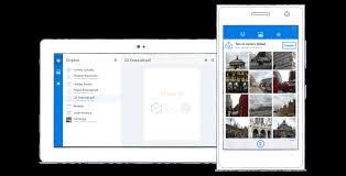 dropbox windows dropbox releases app for windows phone