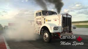 smokin u0027 gun diesel drag race truck huge burnout june 2009