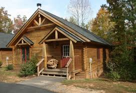 Log Cabin Plans by Cabin House Kits Meadowbrook Log Cabin Home Kit