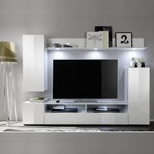 White Gloss Living Room Furniture Sets Delta Living Room Furniture Set 1 In White High Gloss White Gloss