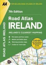 aa road map usa road atlases books book depository