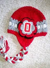 ohio state alumni hat 253 best crochet osu stuff images on ohio state