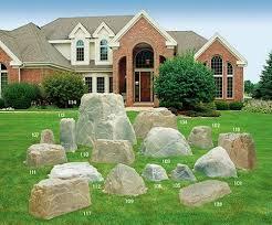 Artificial Garden Rocks Bargain Rocks More Rocksfast