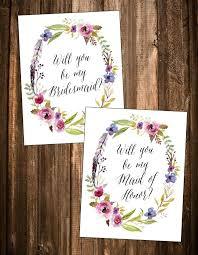 bridesmaid asking ideas bridesmaid invitation ideas bonvoyagegifts info