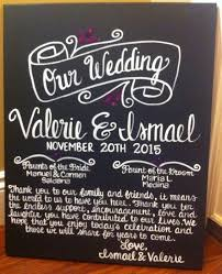 Wedding Program Chalkboard 161 Best Art Images On Pinterest Hand Painted Babies And