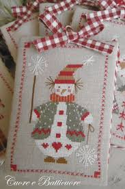 1394 best christmas cross stitch images on pinterest christmas