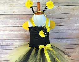 Bee Halloween Costume Bee Costume Etsy