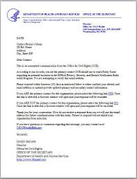 Change Of Address Announcement Letter Hipaa Privacy Security And Breach Notification Audit Program