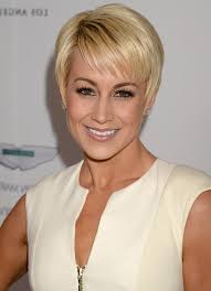 2018 popular short hairstyles for thick hair over 40