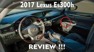 lexus es300h red 2017 lexus es300h reviews and rating youtube