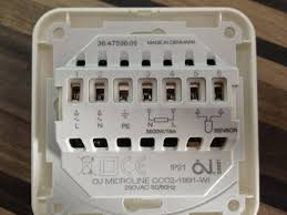 underfloor heating wiring diagram uk wiring diagram simonand