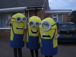 minions halloween costumes for adults