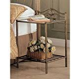 Metal Locker Nightstand Amazon Com Metal Nightstands Bedroom Furniture Home U0026 Kitchen