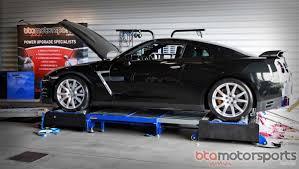 Nissan Gtr Upgrades - nissan bta motorsports