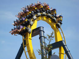 Batman Roller Coaster Six Flags Texas Roller Coaster Malfunction Strands Riders At Six Flags Over Texas