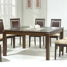 Modern Square Dining Room Sets Modern Square Dining Table Creditrestore With Regard To Square