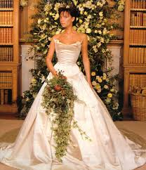 wedding dress vera wang brides who wore vera wang on their wedding day vogue vogue