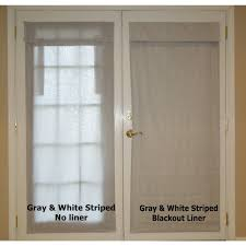 gray and striped french door u2013 designs co