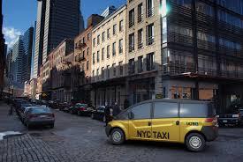 lexus repair brooklyn nyc taxi of tomorrow finalist karsan may build vehicles in