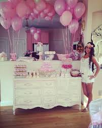 sweet 16 party decorations would to a pink theme party and the pink kitchen