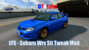 2004 subaru wrx modded live for speed s2 subaru impreza wrx sti tweak mod youtube