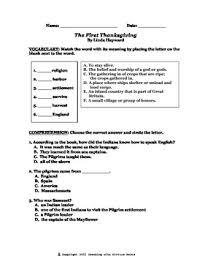 the thanksgiving hayward ccg by teaching with
