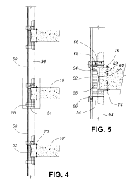 patent us7644549 hybrid window wall curtain wall system and