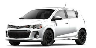 chevy sonic 2018 sonic compact car sedan u0026 hatchback chevrolet