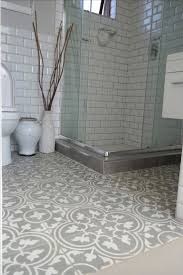 Tile Floor In Bathroom Bathroom Pinterest Bathroom Tiles Pinterest Bathroom Tile