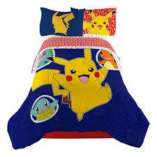Walmart Full Comforter Pokemon