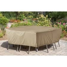Patio Dining Set Cover Patio Furniture Covers You Ll Wayfair