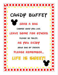 Candy Labels For Candy Buffet by Best 25 Candy Buffet Tables Ideas On Pinterest Wedding Candy