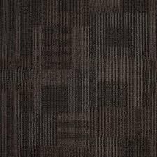 Carpet Tiles by Sonora Modular Carpet Tile Euro Collection Midnight Oil 19 5 8