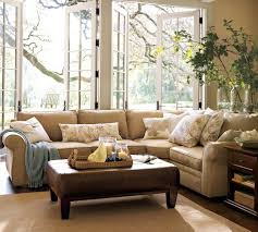 pearce 3 piece l shaped sectional with wedge everydaysuede