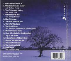johnny cash the classic christmas album amazon com music