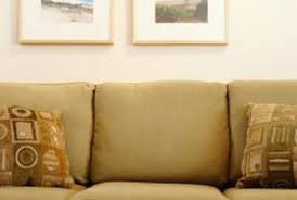 How To Clean Suede Sofa by How To Get Wax Off Of A Sofa Home Guides Sf Gate
