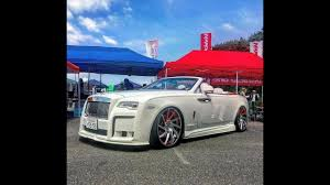 roll royce rollos white rolls royce dawn youtube