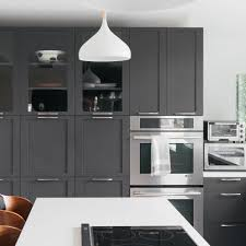 cupboards with light floors 21 ways to style gray kitchen cabinets