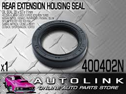 rear gearbox oil seal suit subaru forester 2 5l ej25 79v s3 2002