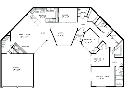 floor plans with courtyards u shaped ranch house floor plans u shaped house floor plans with