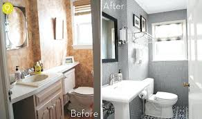ideas for small bathrooms makeover bathroom makeover ideas rebelswithacause co