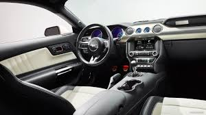 mustang gt 2015 interior 2015 ford mustang gt 50 year limited edition interior hd