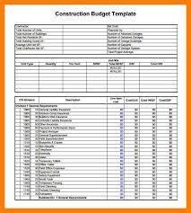 14 line item budget sample budgets examples