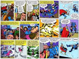 the mighty thor comic book tv tropes