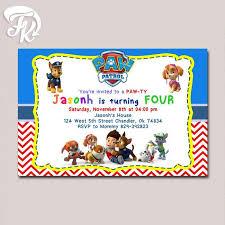 best 25 paw patrol birthday card ideas on pinterest paw patrol