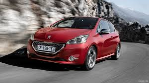 peugeot 208 red 2013 peugeot 208 gti front hd wallpaper 2