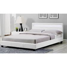 Bed Frame Buy Brilliant 58 Best Leather Bed Frames Images On Pinterest Regarding