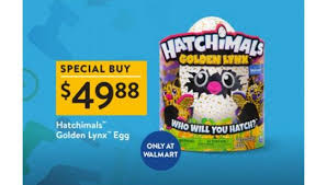 golden lynx egg is in walmart black friday 2017 ad