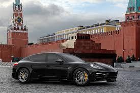 Porsche Panamera Custom - porsche stingray gtr with crocodile and gold interior topcar
