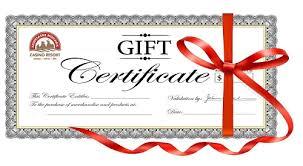 gift certificates gift certificates akwesasne mohawk casino resort